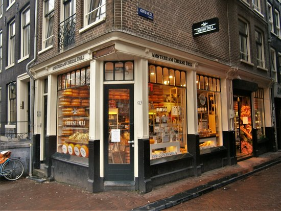 ‪Amsterdam Cheese Deli‬