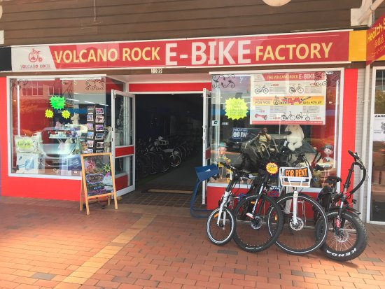 Volcanorock E-Bike