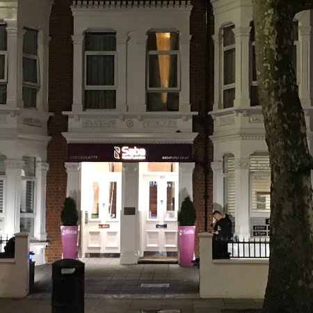 Saba Hotel London: photo0.jpg