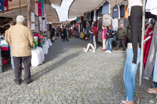 Vila Nova de Cerveira, Portugal: It's big but it is well laid out so you don't feel crushed