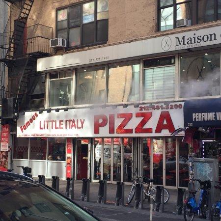 little italy pizza new york restaurantbeoordelingen tripadvisor. Black Bedroom Furniture Sets. Home Design Ideas
