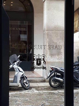 Cafe Trussardi (Milan) - All You Need to Know Before You Go (with ...