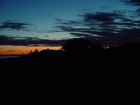 Lagoa dos Patos Sunset: O por do sol não é na Lagoa, mas as imagens são espetaculares