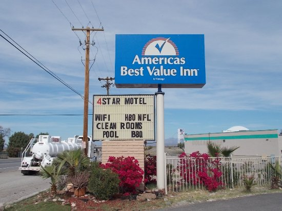 Welcome to Americas Best Value Inn - Needles.