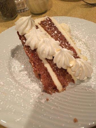 Delavan, WI: Carrot cake