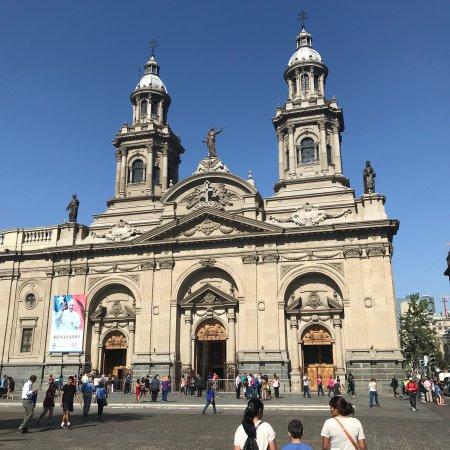 Cathédrale métropolitaine de Santiago du Chili : photo0.jpg