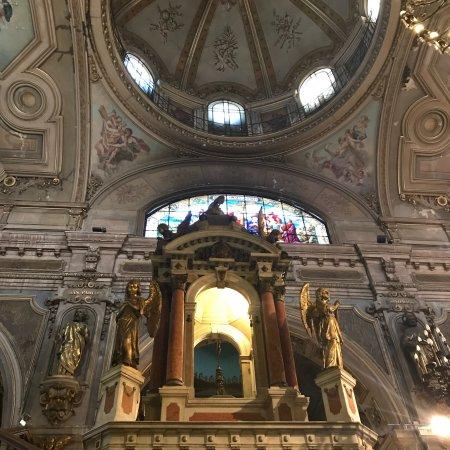 Cathédrale métropolitaine de Santiago du Chili : photo1.jpg