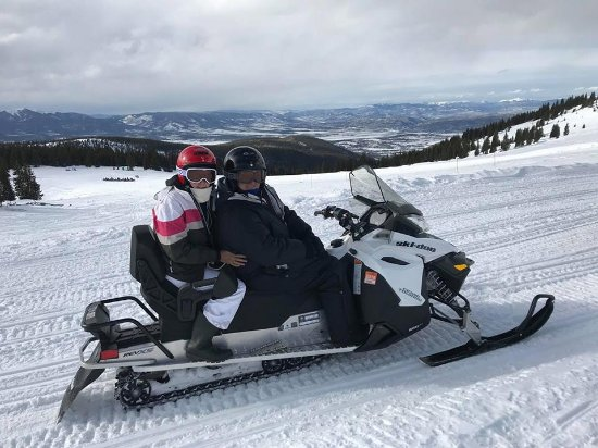 Grand Adventures Snowmobile Tours Winter Park