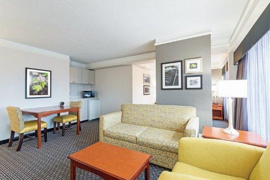 La Quinta Inn & Suites New Orleans Airport: Suite