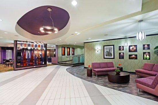 Holiday Inn Express Hotel & Suites Clemson - Univ Area: Lobby