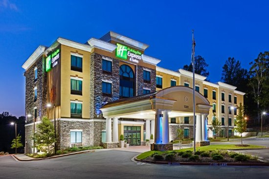 Holiday Inn Express Hotel & Suites Clemson - Univ Area: Exterior