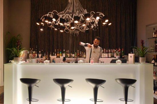 Vitznauerhof: Bar/Lounge
