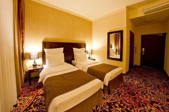 Hotel Columbus: Guest room