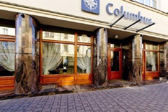 Hotel Columbus: Exterior