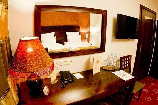 Hotel Columbus: Recreation