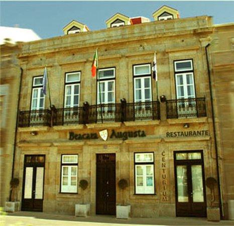 هوتل براكارا أوجستا: Exterior