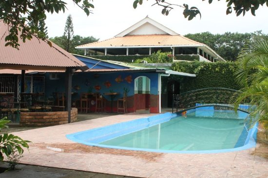 San Marcos, Nicarágua: Pool