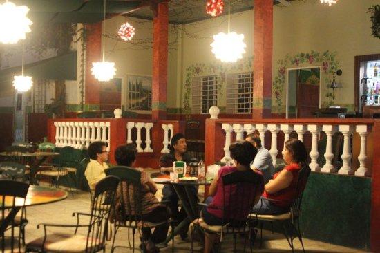San Marcos, Nicarágua: Bar/Lounge