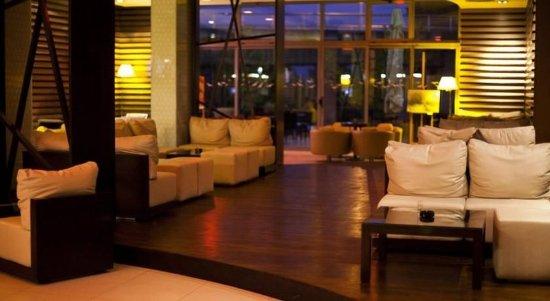 Capljina, Bosnia-Herzegovina: Bar/Lounge