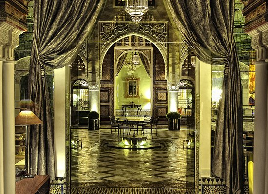 Palais Faraj Suites & Spa : Lobby