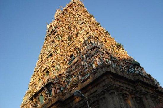 Chennai, Kapaleeshwar Temple, San...