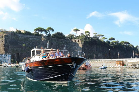 Private Capri Boot Tour von Sorrent