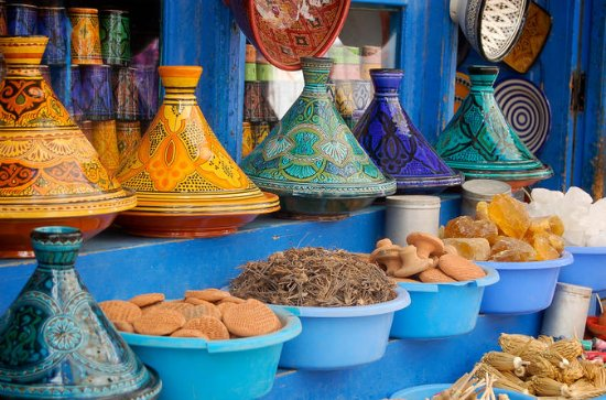 Full-Day Tangier, Morocco Tour from ...