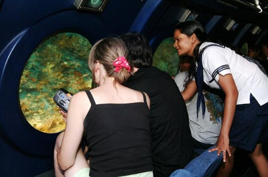 2-Hour Maldives Submarine Tour From...