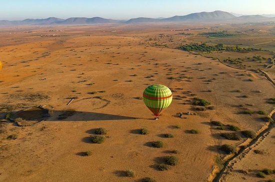 1-Hour VIP Sunrise Hot Air Balloon...