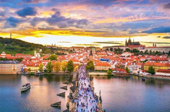 Tour privato della città e del castello di Praga di mezza giornata
