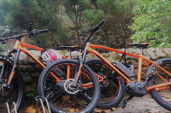 Trail e-Bike Couple Guided Tour