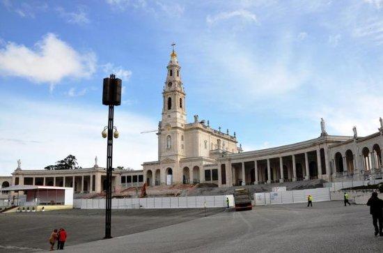 Fulltids Fátima, Nazaré og Óbidos...