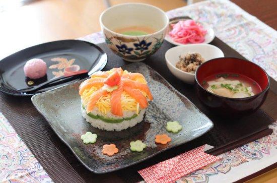 Enjoy Homemade Sushi or Obanzai...