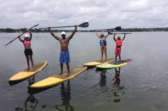 2-Hour Paddleboard or Kayak Rental on...
