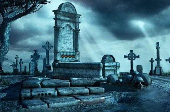 Cimitero di notte e bus fantasma BYOB