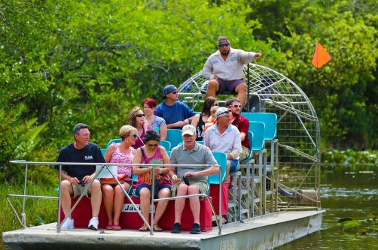Everglades Airboat Safari