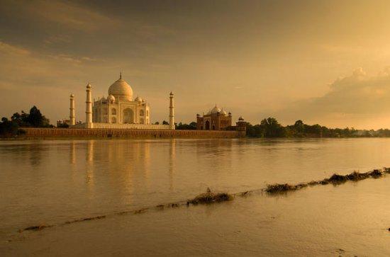 Overnight Taj Mahal Agra Tour By Car