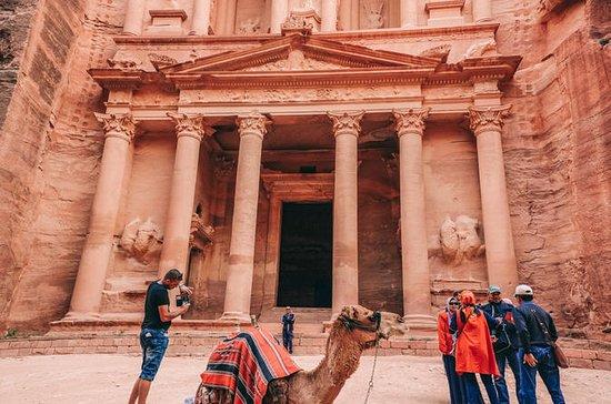 3 Tage Jordanien, Petra & Wadi...