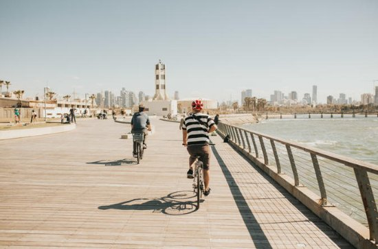 Tel Aviv Radtour