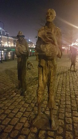 The Famine Sculptures: 20180127_202527_large.jpg