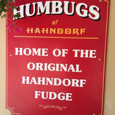"Hahndorf, Australia: Nice candy store with a good range of sweet delights.  Lots of ""I remember..."" lollies and licor"