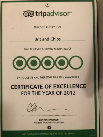 Brit and Chips: once they were glorious...!!!