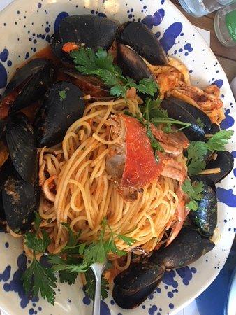 Best Spaghetti Marinara I have in a long time!