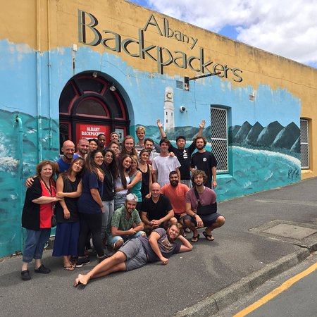 Albany Backpackers: photo0.jpg