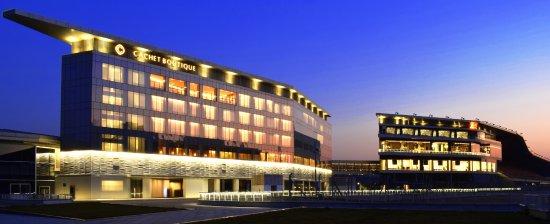 Cachet Boutique Zhejiang Circuit
