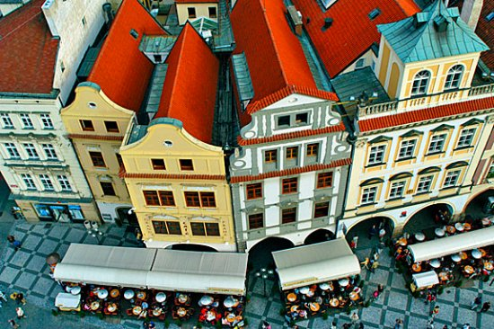Prague, Czech Republic: Stare Mesto - Praga