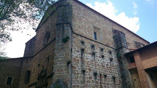 Cuacos de Yuste, Spain: Vista del exterior