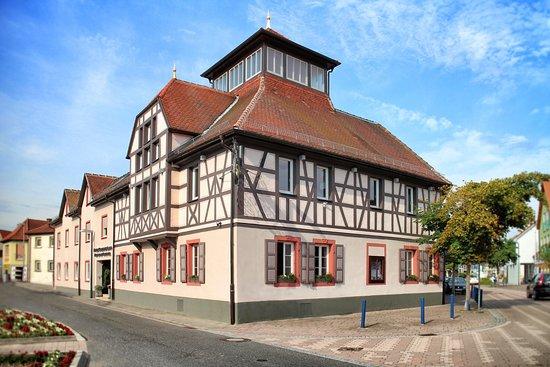 Restaurant Lavendel Im Hotel Goldenes Lamm