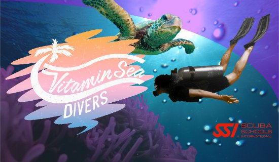 Vitamin Sea Divers
