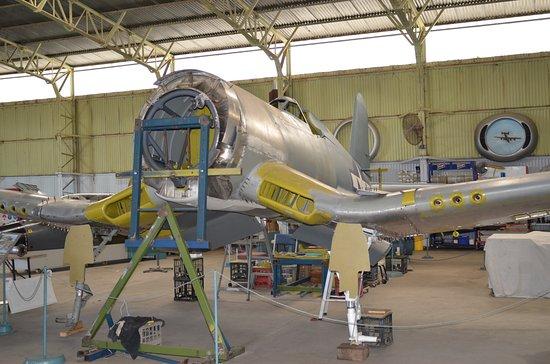 Salisbury, Australien: Corsair Restoration (2)